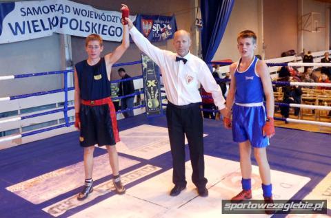 Złoty rok bokserów Górnika Sosnowiec
