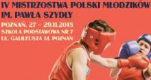 RYAN GBYL vs KAMIL KIRPSZA w walce o Finał Mistrzostw Polski Młodzików