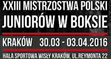 FILIP SIŃSKI REPREZENTUJE NASZ KLUB NA MISTRZOSTWACH POLSKI JUNIORÓW 29-02.04 W KRAKOWIE