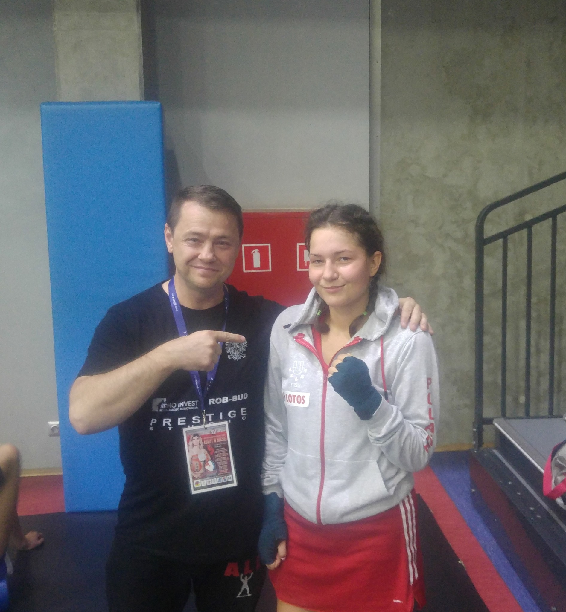 Brązowy medal dla Klaudii Simsak na Międzynarodowych Mistrzostwach Śląska Kobiet