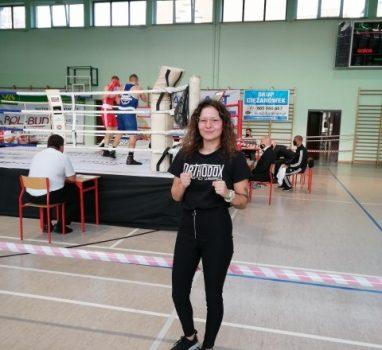 Brązowy medal na Mistrzostwach Polski Seniorek dla Klaudii Simsak