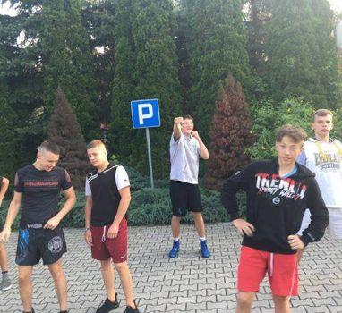 Zgrupowanie Kadry Śląska w Górkach Wielkich